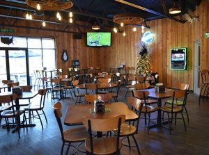 Exit 210 Saloon Dining Area
